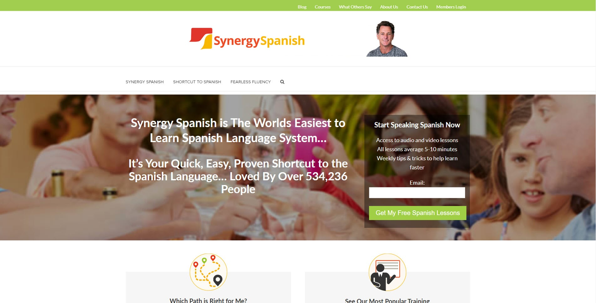Synergy Spanish